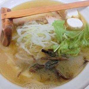 麺や 春夏揫冬 - Shiki - (西区) 塩 & まかない飯