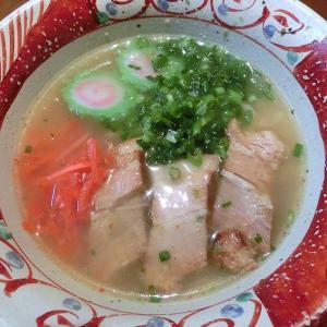 沖縄限定商品 沖縄そば (袋麺) かつおとソーキ味
