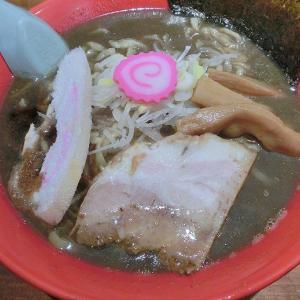 札幌海老麺舎 本店 (西区) 煮干しそば 大盛り