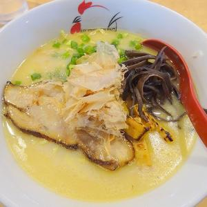 麺屋 丸鶏庵 MENYA MARU CHI AN (西区) 鶏と和風出汁の塩