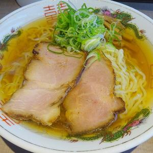 麺や 貴一 MENYA TAKAICHI  (東区) 限定 冷たい煮干中華 … 洗い飯付き