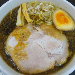 里山製麺 (西区) 醤油 大盛り