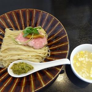麺処 まるは RISE (南区) 限定 ♡貝感♡ザルつけそば♡ 〜 〆の洗い飯付き♡