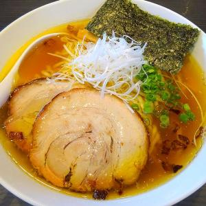 札幌 Fuji屋 (東区) 数量限定 塩ラーメン 麺大盛り