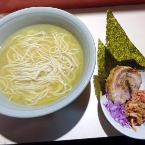 手稲ラーメン 肉玉 NIKU × TAMA (手稲区) 燻製海老玉中華そば