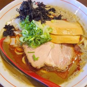 らー麺 山さわ RAMEN YAMASAWA (白石区) カラニボ