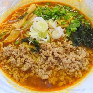 ポリテクセンター北海道 レストラン (西区) おまかせセット (台湾ラーメン & ツナマヨ丼)