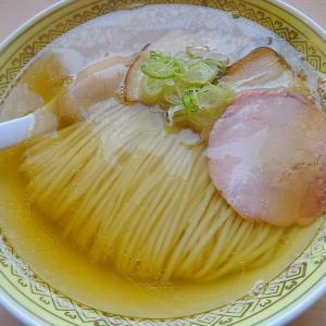 RAMEN RS 改 (清田区) 白煮干中華そば 味玉
