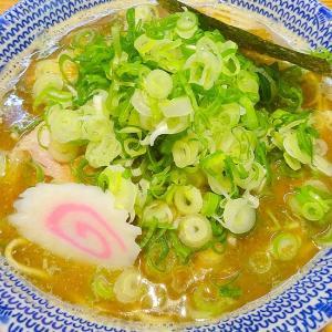 らーめん 侘助 wabi suke (東区) 醤油らーめん 大盛り ネギ増し