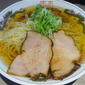 麺や 貴一 MENYA TAKAICHI  (東区) 冷たい煮干中華 洗い飯つき