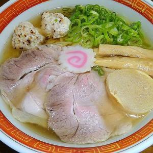 らぁめん めんきち (函館市) 煮干し中華そば
