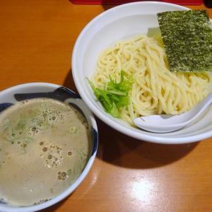 麺's 菜ヶ蔵 NAGAKURA (東区) 鶏白湯醤油つけ麺  & 辛挽肉丼