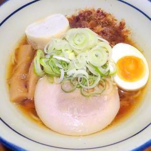 セブンイレブン ラーメンスープ あっさり醤油 × 麺屋 漣華さんの麺