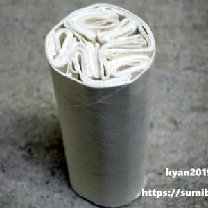 【オトナの自由研究】トイレットペーパーの芯からたきつけを作ってみた