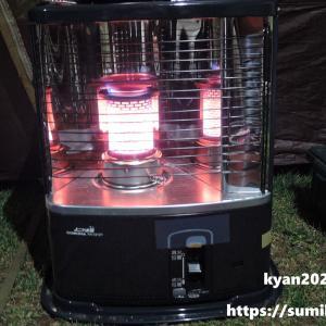 【レビュー】灯油ストーブRX-2212Y (コロナ)
