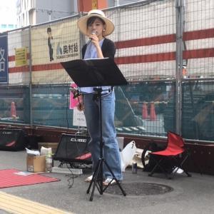 ストリート巡りで関西の活動家探し