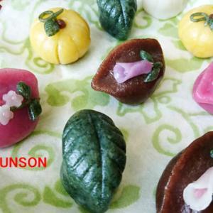 お席若干ご用意できます!10月12日(土)韓国餅と韓菓でつながる会