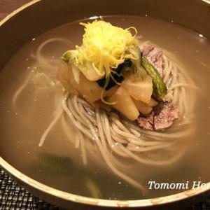 ソウル「ピョクチェカルビ」の平壌冷麺はいままで食べた中で一番の美味しさ!