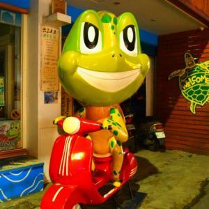 台湾の離島 小琉球へ 台北から高鉄で高雄,瑞豊夜市まで 台湾旅その2
