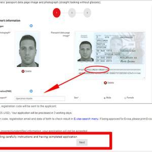 ベトナムe-visaを取得してみた