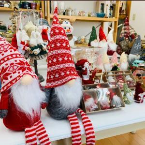 クリスマス雑貨⛄
