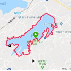 東北風土マラソン2019