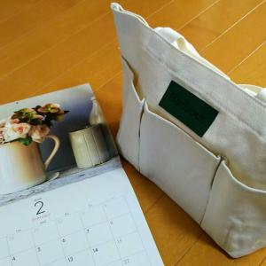 LEE 2020年1月号買いました。付録はトートバッグと花カレンダー