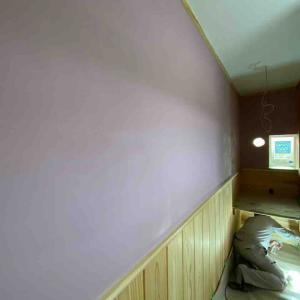 社長の家 カオリンの壁 パーフェクトウォール 子供部屋 カラフル 茨城県 境町