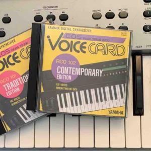 【Vol.39】YAMAHA EOSシリーズ専用ボイスカード&サウンドディスク紹介 ー除TKシリーズ総集編ー