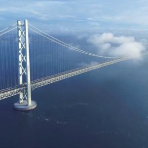明石海峡大橋を再発見する