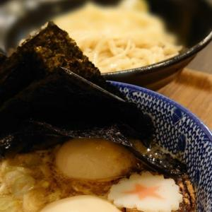 「つけ麺の明星」清水町