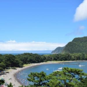 「水がきれいな海水浴場ランキング2021」沼津の海がトップを独占!!