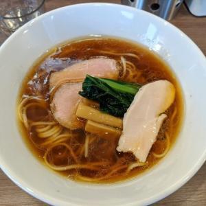 ら~麺 どらせな さんで醤油(札幌市東区北42東1:2020年99杯目)