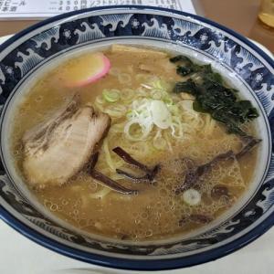 安い300円ラーメン!:北海道まるごと市場:レストランやませみ(千歳市真々地:2020年146杯目)