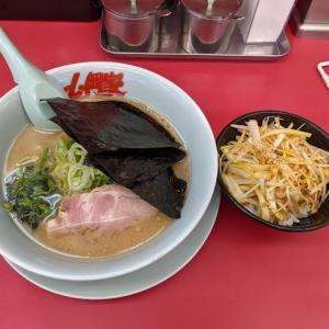 醤油ラーメン+ネギ丼(山岡家千歳店39回目:2021年122杯目)