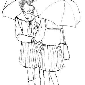 「雨」 八木重吉  - こんな風に余生を送りたい