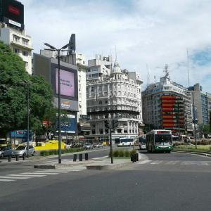 アルゼンチン二日目~ブエノスアイレスを歩く!