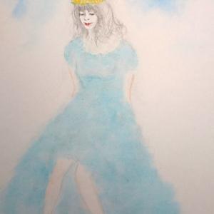 「Blue-Skyな花嫁」を妄想
