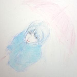 23:45 今、描いて~ live ③「雨の日の」