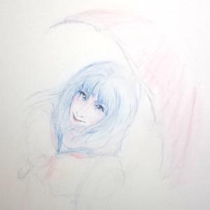 「訂正版」22:45 今、描いて~ live ②「雨の日の」