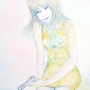 明日を描いて~  song,s art