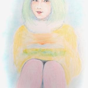 「 四季 秋美 」  大貫妙子さん四季に    短歌を添えて♥️