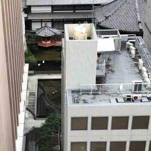 京都市内中心部ホテルの話