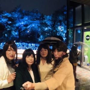 紀尾井町で女子会です!2