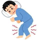 むずむず脚症候群を治そうと病院へ行きました! パート1
