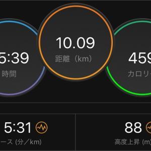大阪マラソンSEASON(以下略)10K走りました