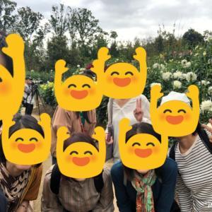 アラフィフ美女軍団が行く‼️ 奈良馬見丘陵公園