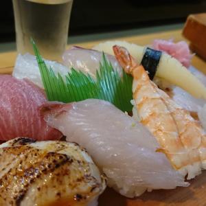 食べログ高得点キープの絶品寿司