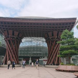 金沢市内はフォトジェニックスポットの宝庫