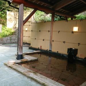 アラフィフ女子温泉旅行 金沢湯涌温泉到着